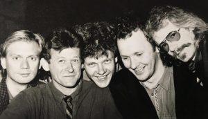 Timbûktoe band uit Den Haag met Nicko Christiansen
