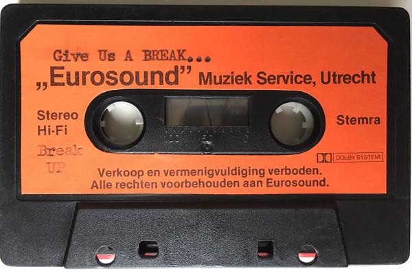 Cassette label van demo Break