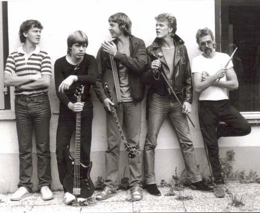 Suspender: bluesrock uit Winterswijk
