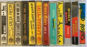 Milkyway cassettes Melkweg 1-12