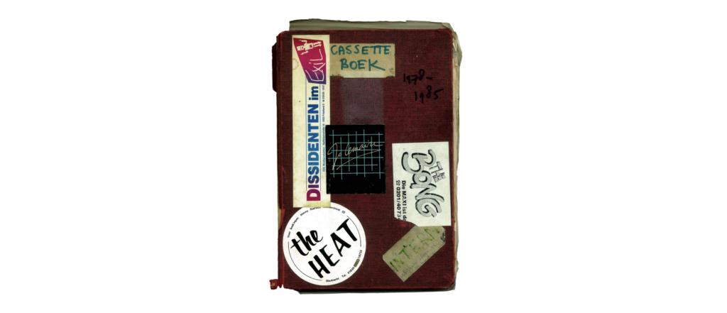 Melkweg cassetteboek